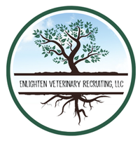 Enlighten Veterinary Recruiting, LLC Logo